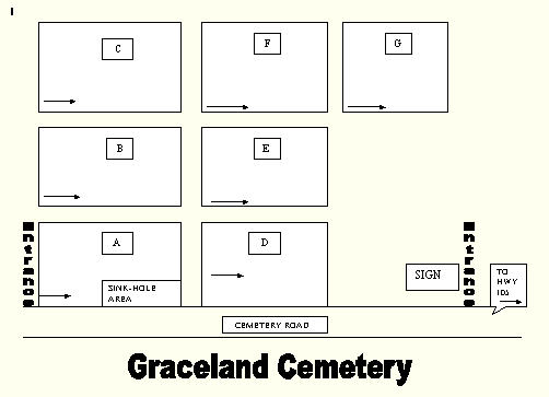 Graceland Cemetery Map Chicago Images