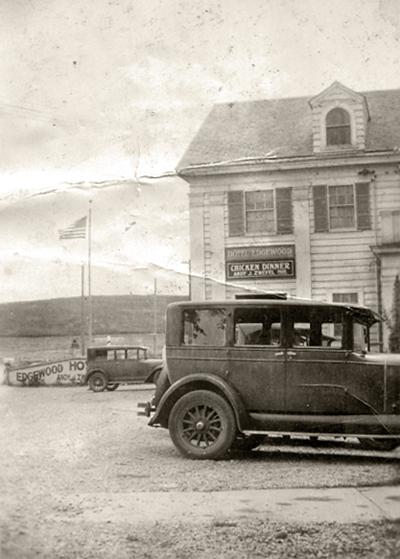 Motel  Edgewood